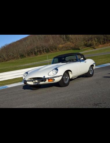 Conduite de la Jaguar type E
