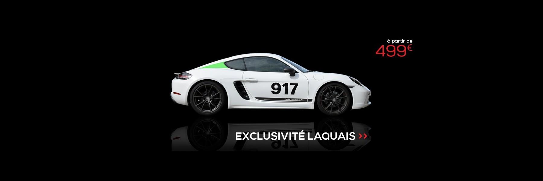 Driving experience Porsche