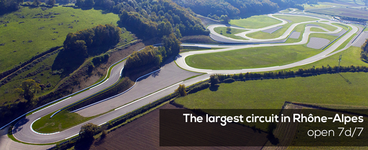 Circuit du Laquais near Lyon
